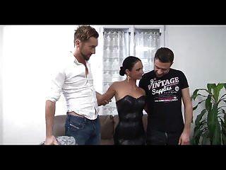 تحول جنسى و bukkake ل sexwife ch1