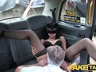 وهمية سيارة أجرة كس دور القط لعب اللعنة الخيال لجبهة مورو المحلية