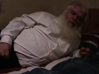 الدهون الرجل العجوز wanking