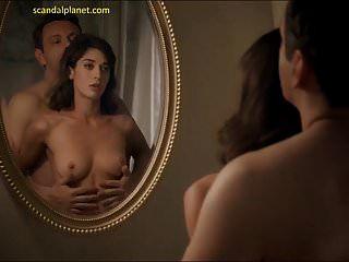 lizzy caplan عارية المشهد في سادة الجنس scandalplanet.com