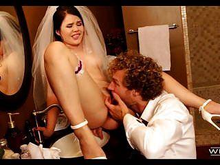 أفضل رجل الملاعين العروس في يوم زفافها