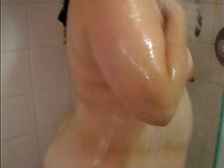 يرحم الاستحمام حلمات طويلة