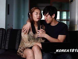 فتاة رائعة الكورية إغراء