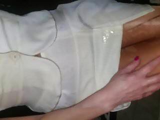 بدلة التنورة البيضاء التجارية جزء 3
