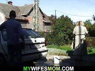 الأم مفلس في القانون المحرمات الجنس في الهواء الطلق