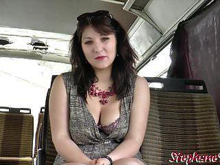 mylen وقحة جميلة قد كبير الثدي مارس الجنس من قبل المنحرف مارت