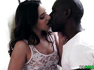 الجنس الشرجي العميق عرقي مع أميرة adara