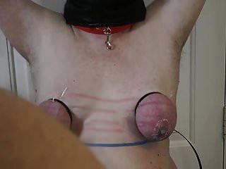16 مارس 2018 3 nipple slave nipple التعذيب مع تنهدات