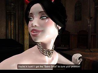 هنتاي راهبة الجنس والعروس