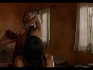 الممثلة نيليشا مشهد من فيلم سامسارا