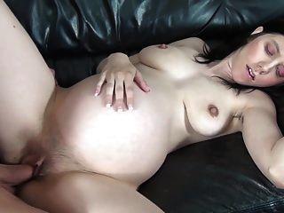 جبهة مورو الحامل مارس الجنس من قبل زوجها