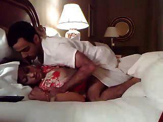 متزوج جديد الهندي الأزواج الجنس في الفندق