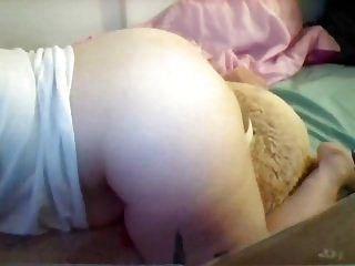 فتاة سمينه شابة الحدب تيدي عملاق حتى النشوة