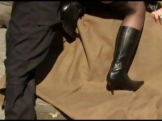 ضخمة الثدي المرنة تخزين مارس الجنس العسكري