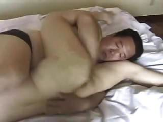 الدهون اليابانية أبي الملاعين فتاة صغيرة