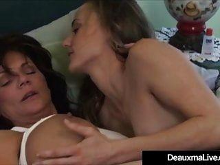 جبهة مورو deauxma قضيب جلدي مارس الجنس بواسطة شقة chest lonestar ملاك!