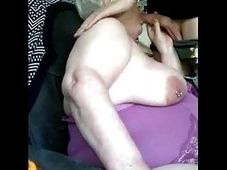 الديك الشباب الجدة الدهون