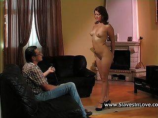 خادمة المنزل التدريب.