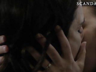 rachel mcadams \u0026 rachel weisz spit kiss على scandalplanetcom