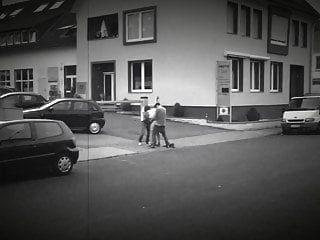 ممارسة الجنس في شارع أوسنابروك ، ألمانيا